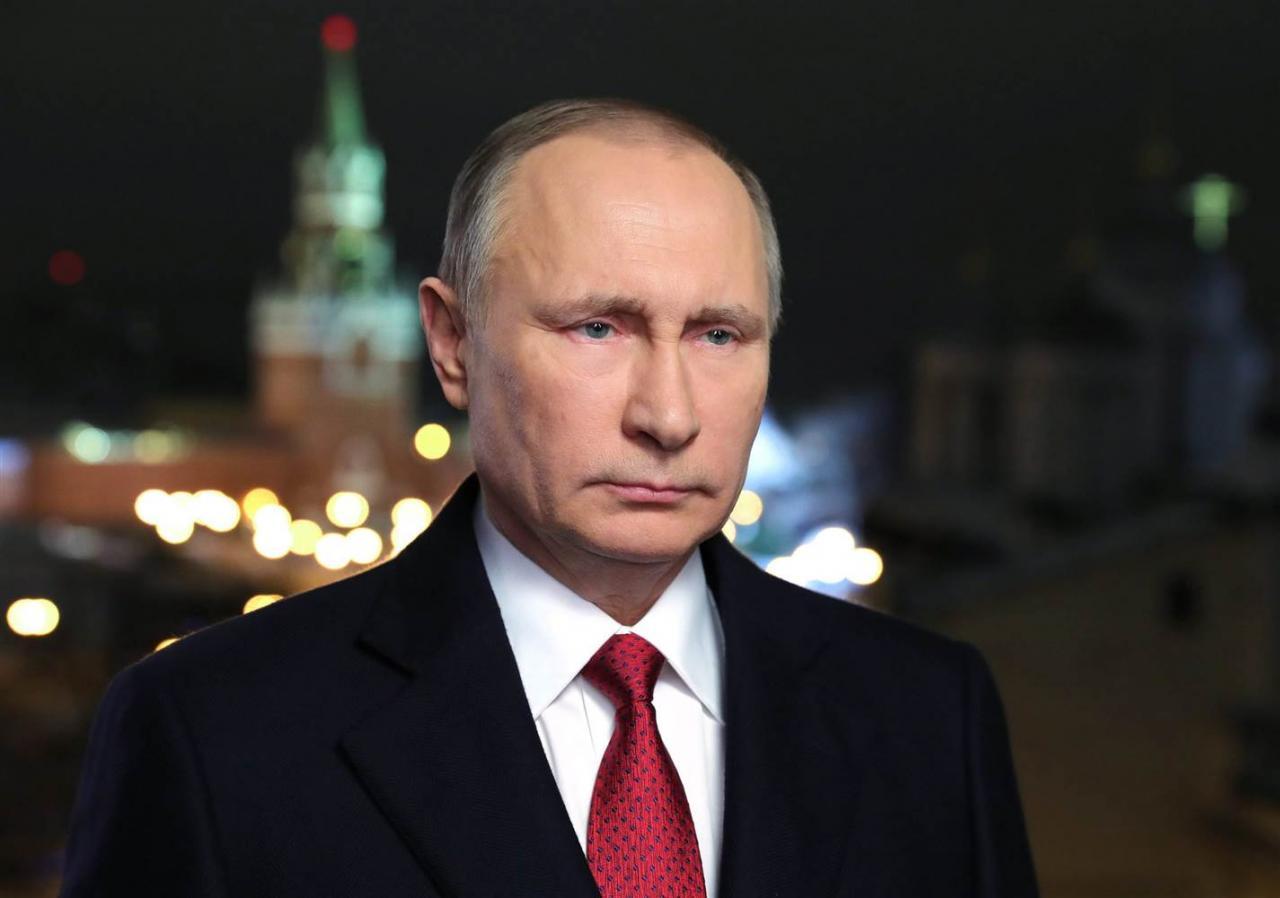 Putin 15 generalı işdən azad etdi