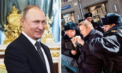 Картинки по запросу Navalny Putin