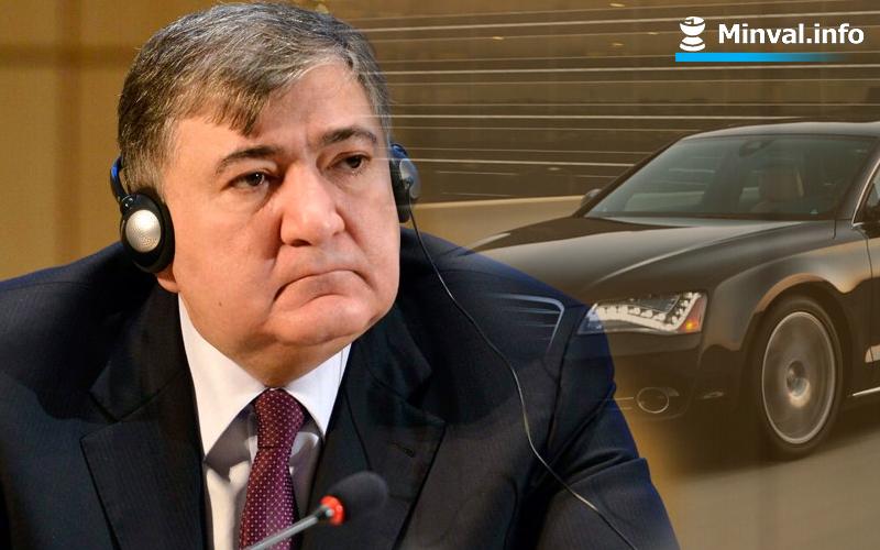 Fazil Məmmədovun bahalı avtomobilləri əlindən alındı