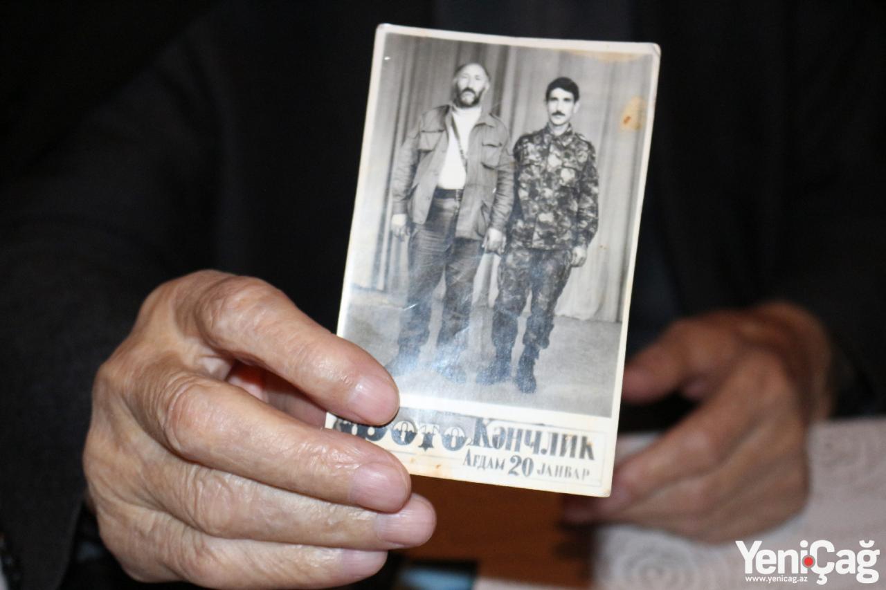 """""""Monte Melkonyanı öldürən oğlan hazırda Bakıda qəssablıq edir"""""""