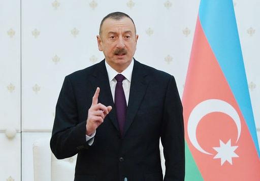 """""""Bunu edənlərin vicdanı, imanı yoxdur"""" – Prezident İlham Əliyev"""