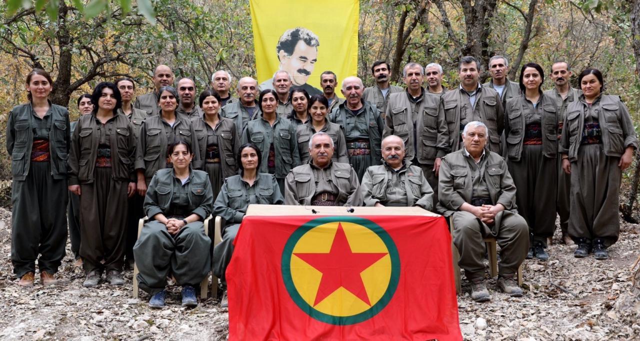 PKK ile ilgili görsel sonucu
