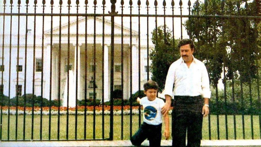 Pablo Escobar ile ilgili görsel sonucu
