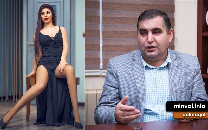 """""""Buraxsalar, Afaq Aslan efirə də lüt çıxar"""" – VİDEO"""