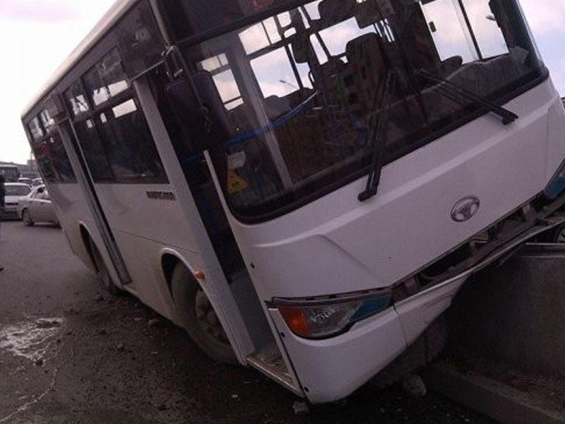 Ötən il Bakıda avtobusların iştirakı ilə qəzada 23 nəfər həlak olub