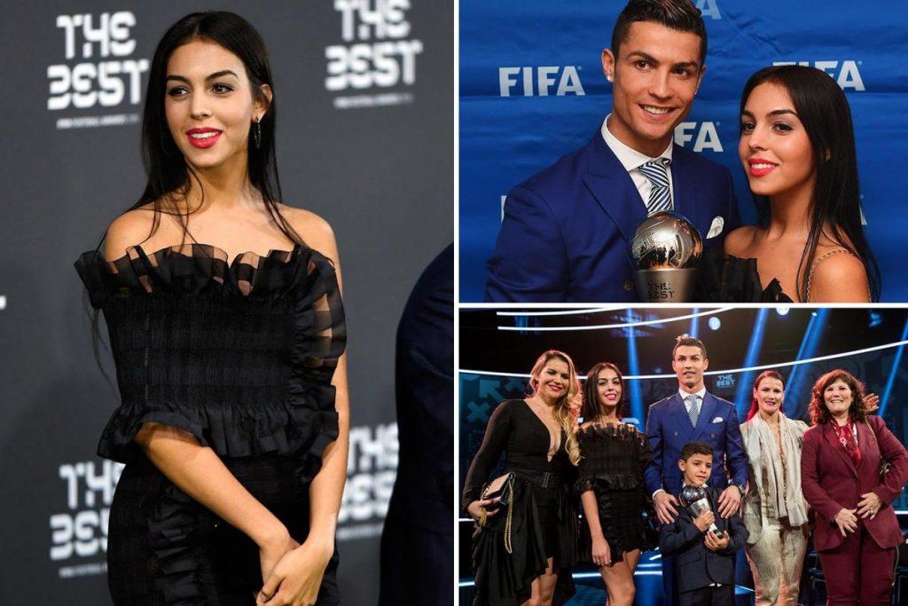 Bu da Ronaldonun cazibədar sevgilisi –