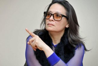 Aktrisa Mehriban Xanlarova ağır qəzaya düşüb