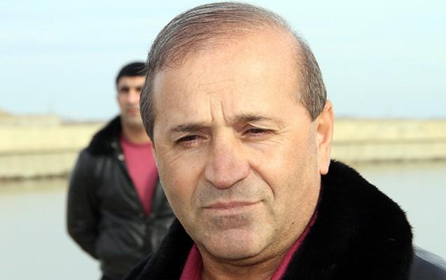 """Hacı İbrahim Nehrəmli: """"Yanan bina bizə məxsusdur, qəsdən od vurublar"""""""