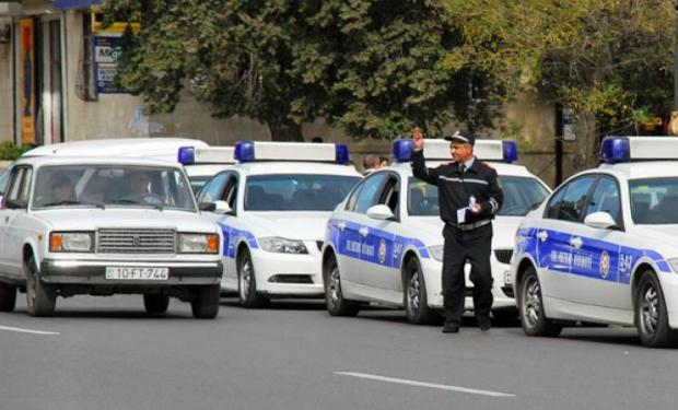 Yol polisindən sürücülərə xəbərdarlıq — VİDEO
