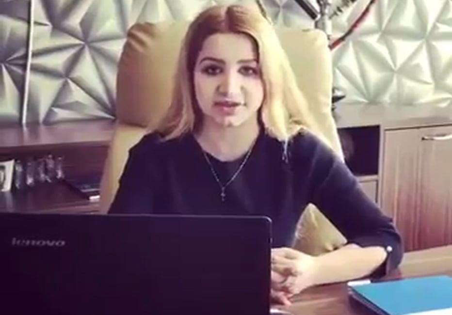 Azərbaycanlı qız rus dilində danışdı, hamı onu ələ saldı – VİDEO