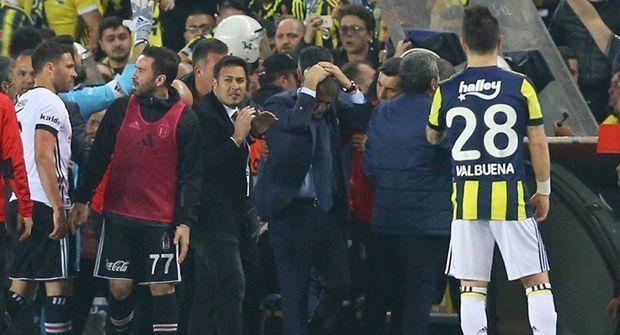 """""""Beşiktaş"""" derbidən imtina etdi"""