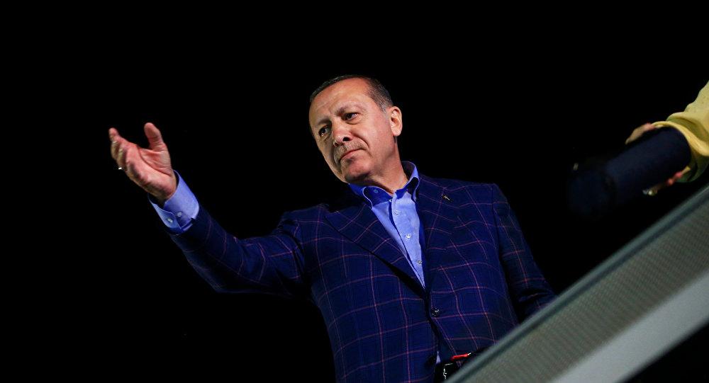 Ərdoğan Türkiyə tarixində ən böyük layihədən danışdı