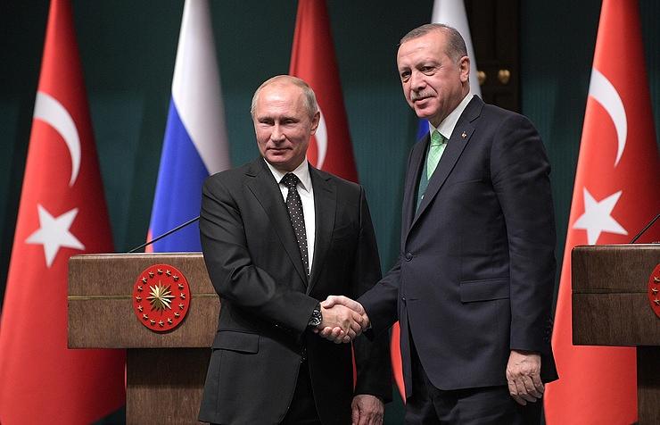 Tehran görüşündə Ərdoğanla Putin arasında gərginlik yaşandı