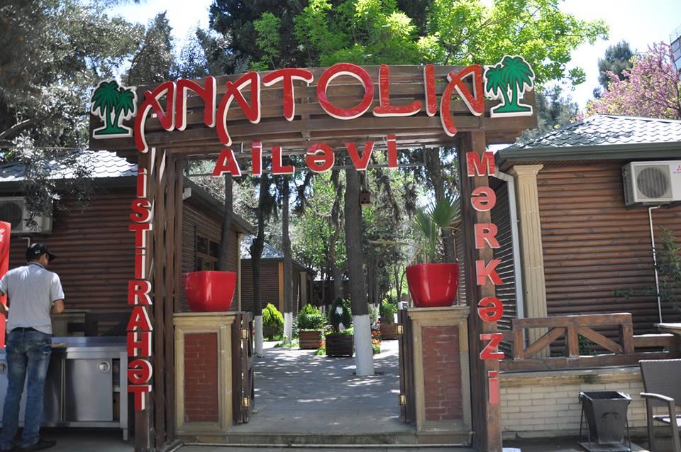 """Bakıda müştəridən qanunsuz pul tələb edən """"Anatolia"""" restoranı –"""