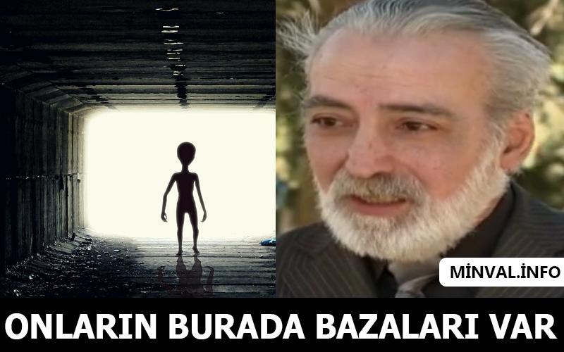 """Azərbaycanlı ufoloqdan şok sözlər: """"Prezidentin 3 mühafizəçisi yadplanetlidir"""""""