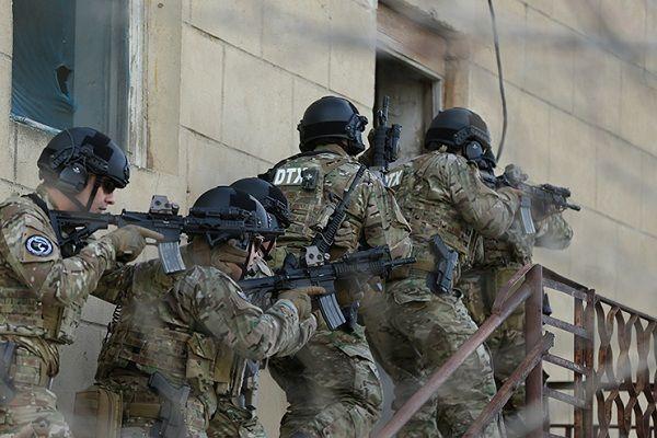 DTX və polis Astarada əməliyyat keçirdi: silah-sursat aşkarlandı