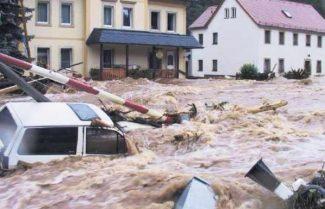 İsmayıllıda təbii fəlakət – 60 kənd işıqsız qaldı, qaz xətti dağıldı, evlər su altında