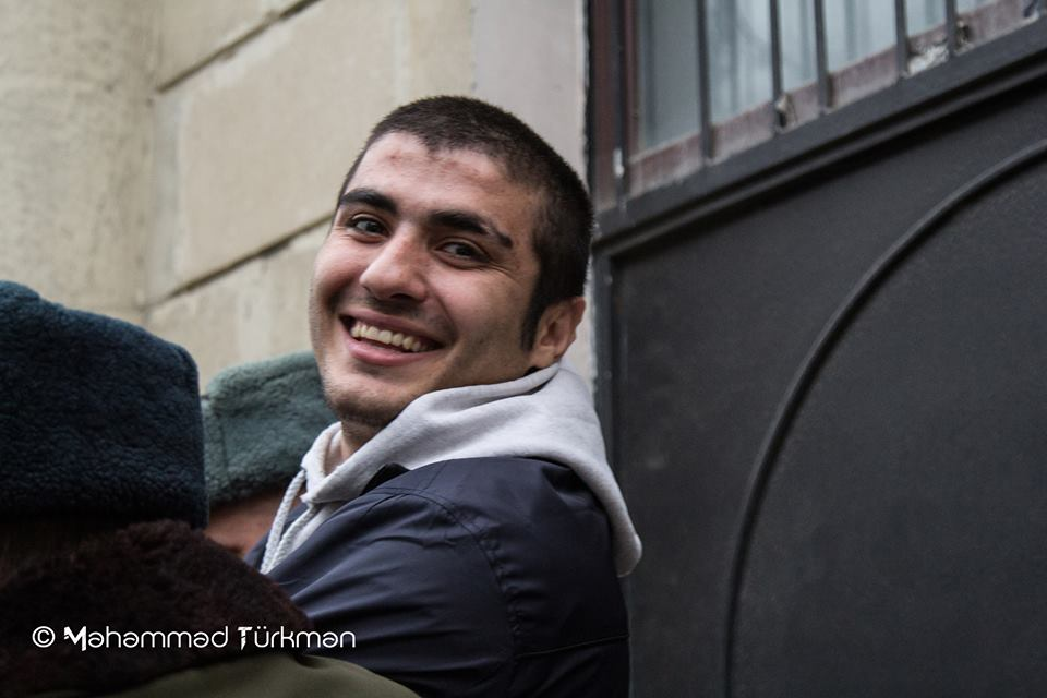 Penitensiar Xidmətdən Mehman Hüseynovla bağlı AÇIQLAMA