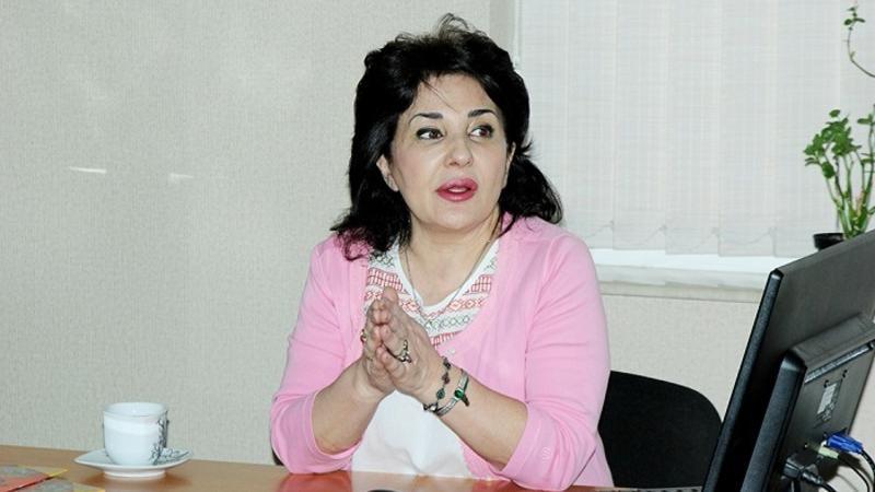 Mehriban Zeynalova ile ilgili görsel sonucu
