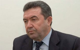 Misir Mərdanov avtomobil qəzasına düşdü