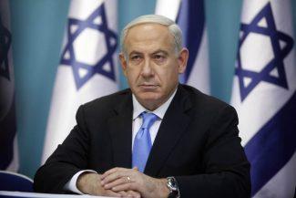 Benyamin Netanyahu general Qasım Süleymanini hədələdi