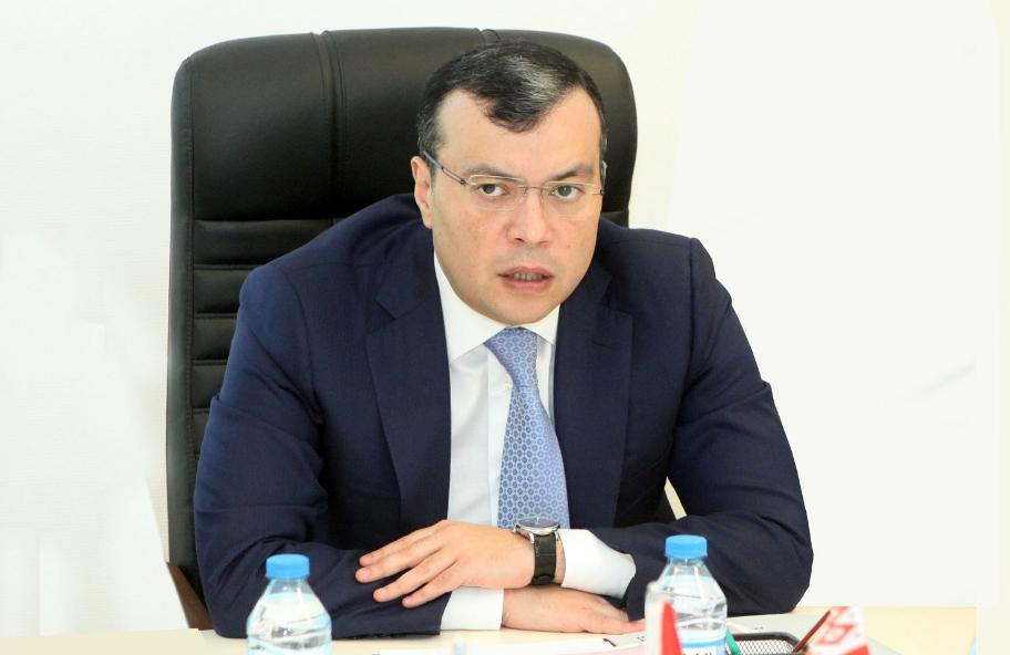 """Sahil Babayev """"Sosial fond""""un sədrini işdən çıxardı"""