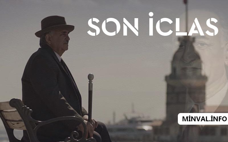"""""""Son İclas"""" adlı bədii-sənədli film –"""
