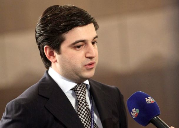 Ziya Məmmədov oğlunu Londondan qaçırıb