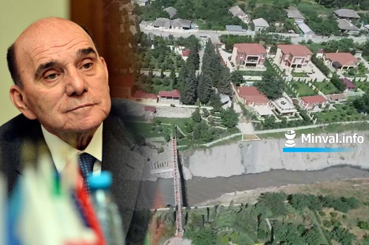 Elxan Süleymanov barədə şok İDDİA – 6 villa tikdi, körpünü uçurdu, 500 ailənin…
