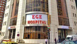 """""""Ege Hospital""""ın Hacı Nuran şousu –"""