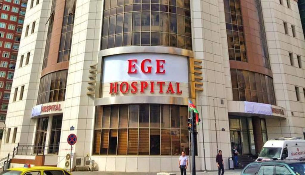 """""""EGE Hospital"""" 20 min manat alıb, dekanın gözünü kor etdi – FOTOLAR"""