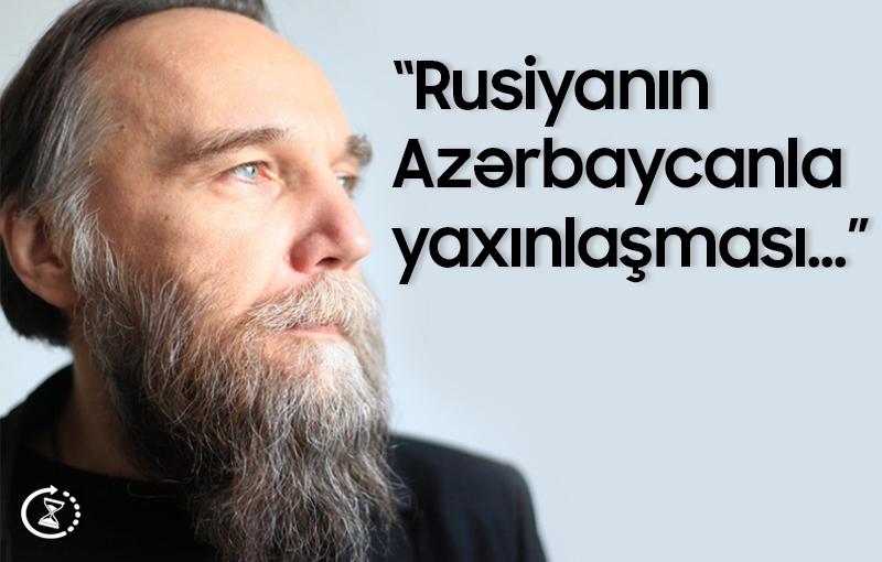 Aleksandr Dugin: