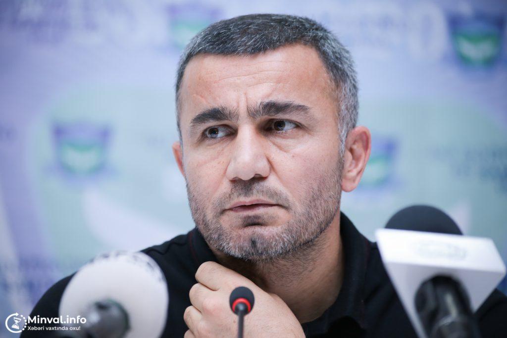 """""""Partizani"""" müdafiə olunmaqdan həzz alırdı"""" – Qurban Qurbanov"""