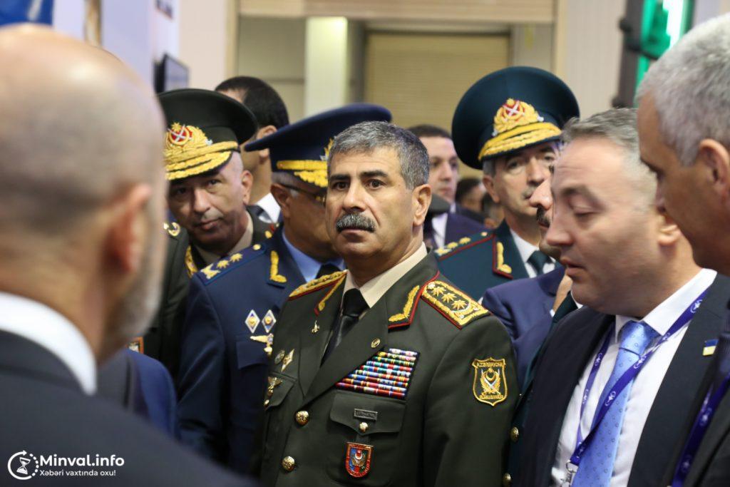 """Zakir Həsənov: """"Ordumuzun kiçik bir hissəsi Ermənistan ordusunu darmadağın etdi"""""""