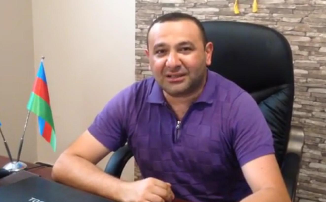 """Aşıq Namiq Mətanətin 18 + videosun danışdı: """"Bıçağı soxaram…"""" – VİDEO"""