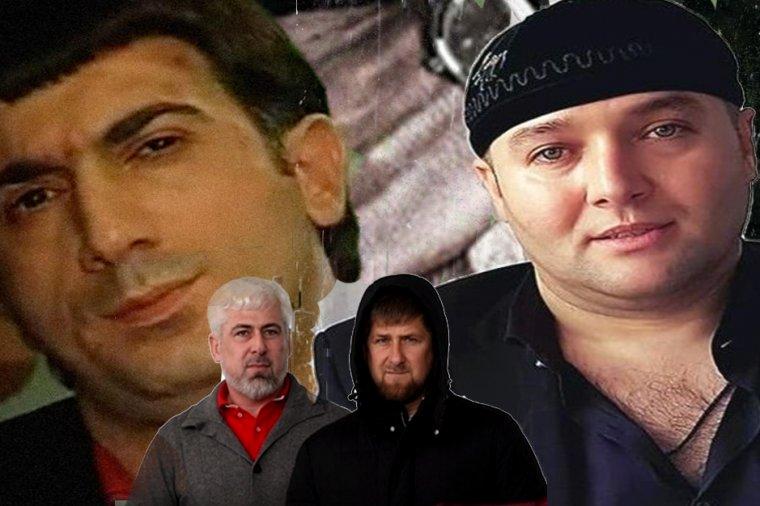 """Kadırovun baş cəlladından Lənkəranskinin """"qardaşı""""na dəstək – VİDEO"""