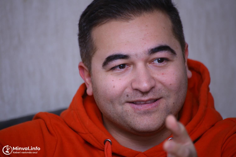 """İlkin Həsəni: """"Qalstuklu əmi""""lər özlərini pis aparırlar – MÜSAHİBƏ"""