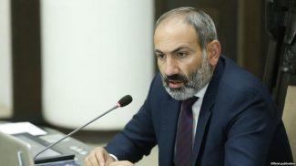 Paşinyan: Saat 12-də Ermənistanda inqilab olacaq
