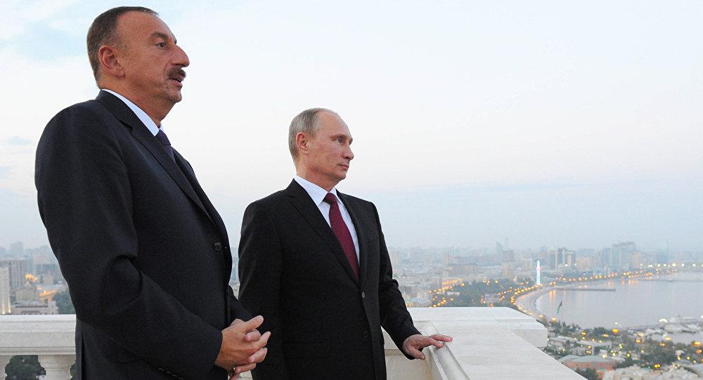 Prezident İlham Əliyevlə Putin Soçidə görüşəcəklər