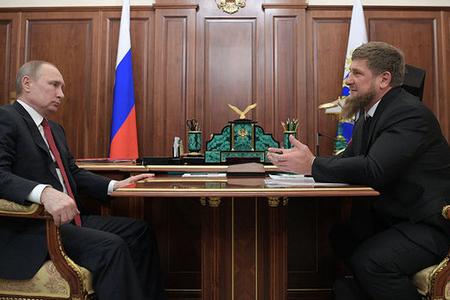 Kadırovdan Putinə şikayət olundu