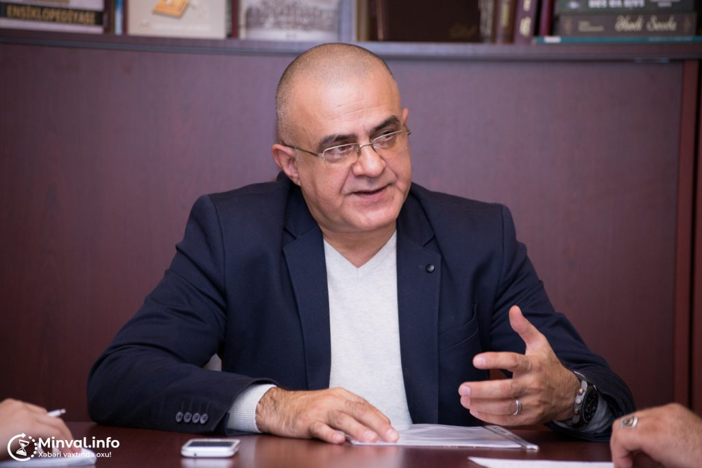 """Elçin Mirzəbəyli: """"Türkiyə 1974-cü ildən sonra ilk dəfə idi ki, NATO üzrə müttəfiqlərinin deyil, öz maraqlarını əsas götürdü"""""""