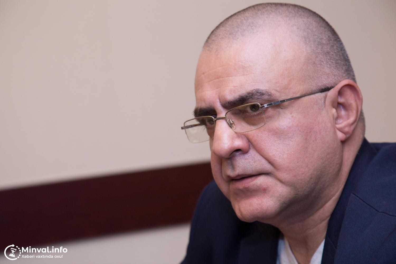 """Elçin Mirzəbəyli: """"Paşinyanın Avropa səfəri fiaskoya uğradı"""""""