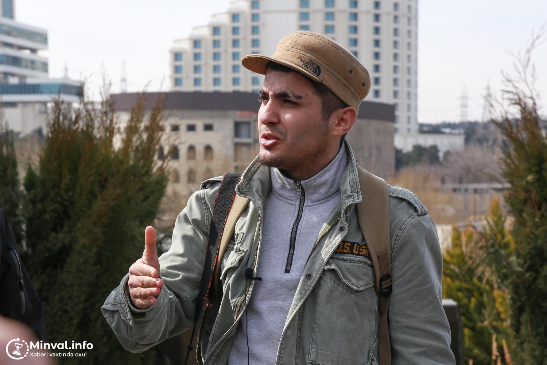 """""""Mehman Hüseynov aclıq aksiyası keçirmir"""" – Rəsmi açıqlama"""