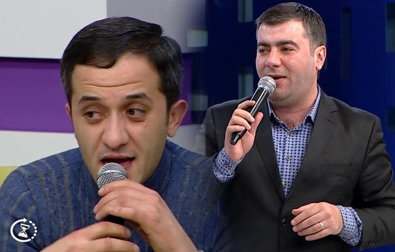 Rəşad Dağlı və Orxan Lökbatanlı mahnı oxudu, hamı ələ saldı – VİDEO