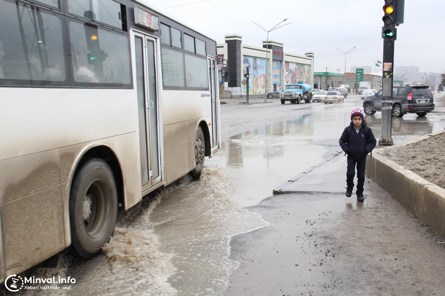 Bakıya yağış probleminin həlli üçün xarici mütəxəssislər cəlb edilir