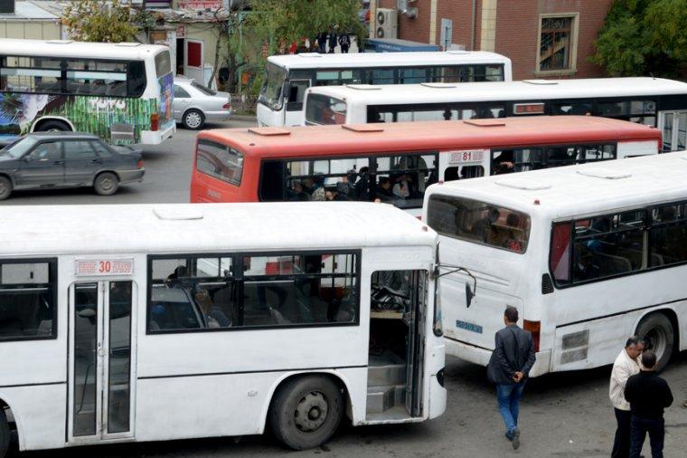 Bakıda bu yollar bağlanır – Avtobusların istiqaməti dəyişir