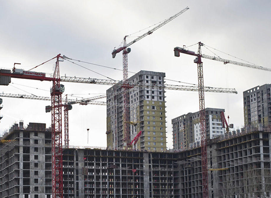 Tikintisi başa çatmamış binalardan mənzil almayın – CİDDİ TƏHLÜKƏ
