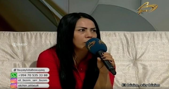 """Efirdə şok sözlər: """"Açıq-saçıq geyinənlər başı bağlılardan min dəfə namusludur"""" - VİDEO"""