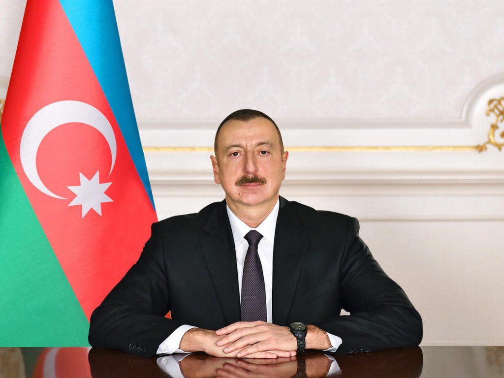Prezident İlham Əliyev prokurorluq işçilərini təbrik etdi