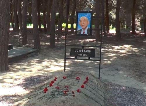 Lütfi Zadənin vəfatından 350 gün ötür – Məzar daşı quraşdırılacaqmı? – Açıqlama